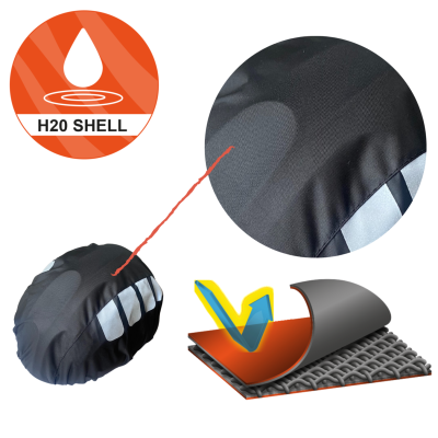 Ti-Go Waterproof Kids Cycling Helmet Cover Tech Info