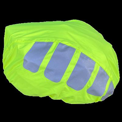 Ti-Go Waterproof Kids Cycling Helmet Cover Yellow