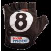 Kiddimoto Kids Cycling Gloves - 8 Ball
