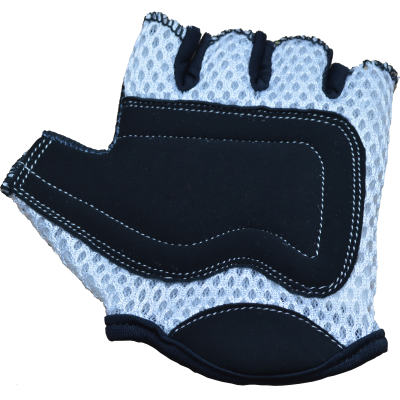 Kiddimoto Kids Cycling Gloves - 8 Ball Palm