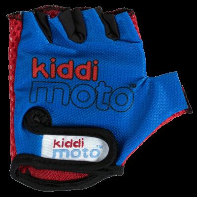 Kiddimoto Kids Cycling Gloves - Blue