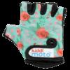 Kiddimoto Kids Cycling Gloves - Floral