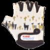Kiddimoto Kids Cycling Gloves - Llama