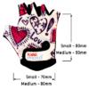 Kiddimoto Kids Cycling Gloves - Love Sizing Info
