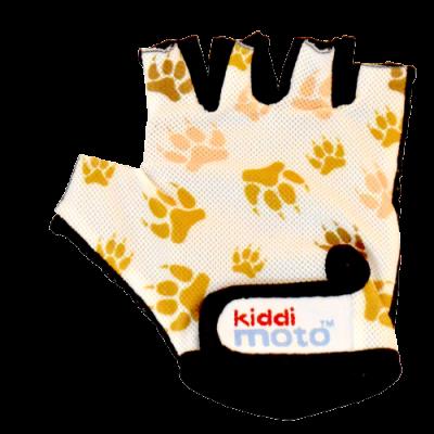 Kiddimoto Kids Cycling Gloves - Paws