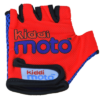 Kiddimoto Kids Cycling Gloves - Red