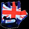 Kiddimoto Kids Cycling Gloves - Union Jack