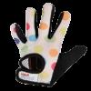 Kiddimoto Kids Full Fingered Cycling Gloves Pastel Dotty