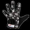 Kiddimoto Kids Full Fingered Cycling Gloves Skullz