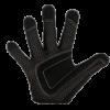 Kiddimoto Kids Full Fingered Cycling Gloves Skullz Palm
