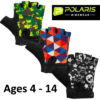 Polaris Kids Cycling Mitts - Cover