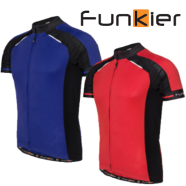Funkier Sabre Kids Cycling Jersey Cover