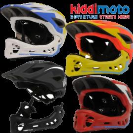 Kiddimoto iKon Full Face Helmet Cover